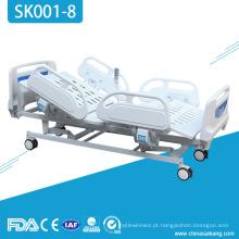 Cama ajustável da emergência da Cinco-Função elétrica do paciente hospitalizado SK001-8