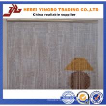 Malla de lona de fibra de vidrio de 160g 4X4mm para materiales de pared