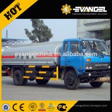 Reboque do caminhão do petroleiro do combustível do tri eixo para o óleo, o gás, o diesel etc.