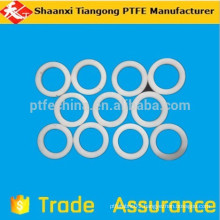 Factory supply directly 100% virgin White PTFE flat gasket