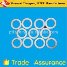 Fábrica de fornecimento diretamente 100% virgem White PTFE gaxeta plana