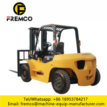 Lifting Material Trucks For Battery Forklift