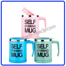 Self Stirring Mug, Electric Coffee Mug (R-E024)