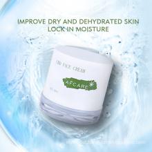 OEM Wholesale Anti-Aging Moisturizing Cream Lifting and Firming Hemp Leaf Cream