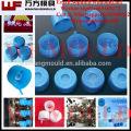 Тайчжоу инъекций 5 галлонов крышка формы / молде тапас 5 глнс / diseno de moldes personalizados