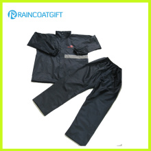 Durable Polyester Waterproof Motorcycle Rainwear