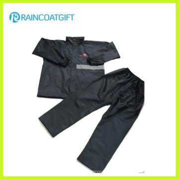 Waterproof Polyester Motorcycle Rain Jacket
