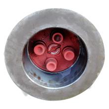 Fonte en fonte ductile de l'usine