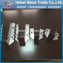 Galvanized joist hanger inner folded for sale (factory)