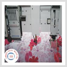HB - máquina de bordado computarizado toalla de chenille eficiente 615 + 15