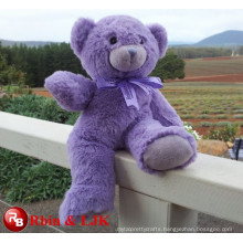 OEM soft ICTI plush toy factory scented plush bear toy
