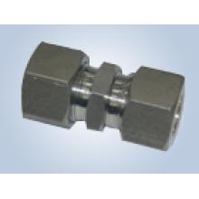 Rohrfittings mit metrischem Gewindeeinsatz ersetzen Parker Fittings und Eaton Fittings (gerade Fittings)