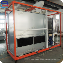 25 Ton Superdyma Circuito Cerrado Flujo Contador GTM-5 Equipos de tratamiento de agua de alta calidad Mini enfriador Torre