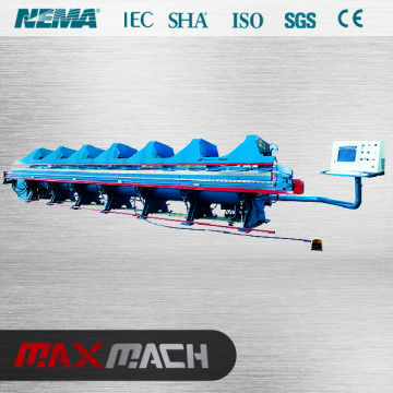 Automatic Sheet Metal Folding and Slitting Machine