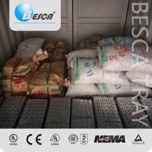 Tipo entalhado do quadro da construção fabricante do canal do suporte do UL listado