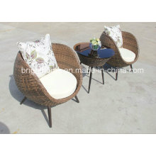 Искусственное волокно PE Ротанг ткачество сада Мебель / Открытый плетеная мебель (BP-238A)