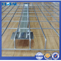 Wiring Terrassendielen für mittelschwere Longspan Regale