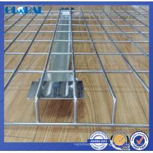 Platelage en treillis pour étagères longspan moyen