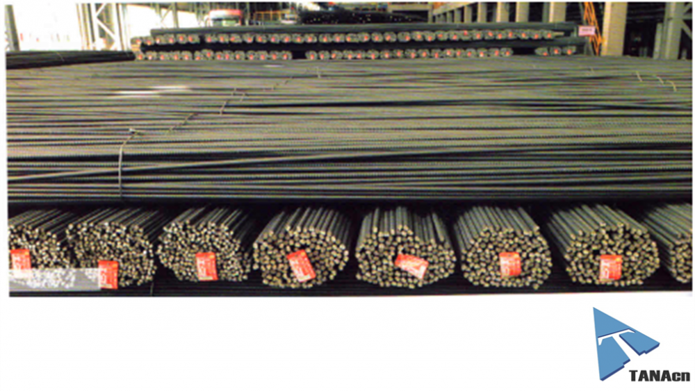 Deformed Steel Bar For Construction Concrete