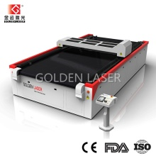의류 패턴에 대 한 CO2 레이저 커팅 머신