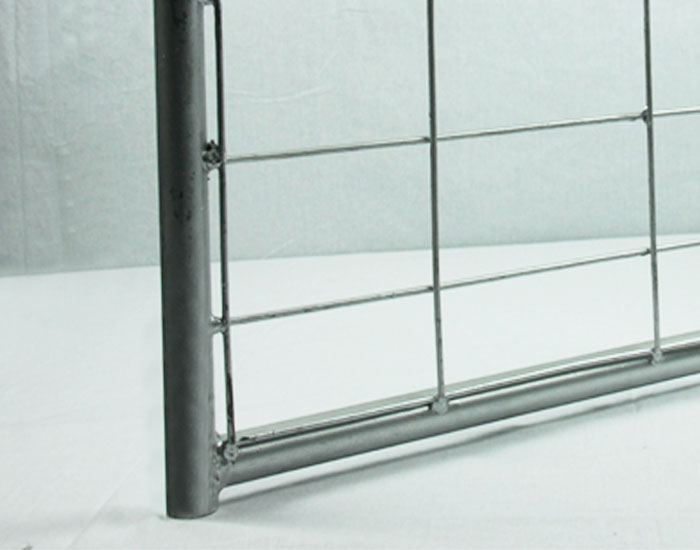 Galvanized Bar Gate