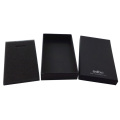 Custom Black Professional Recycled Paper Box