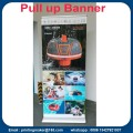 Spanduk Aluminium Roll Up 85x200 cm