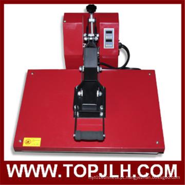 Máquina de imprensa nova alta pressão sublimação t-shirt simples calor quente