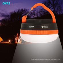 Gy43 Camping Light LED con magnético fuerte para la reparación de automóviles