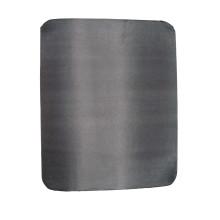 Plaque en acier à armure corporelle