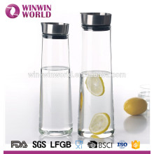 Hot Selling Heat Resistant Borosilicate Glass Fruit Infuser Pitcher
