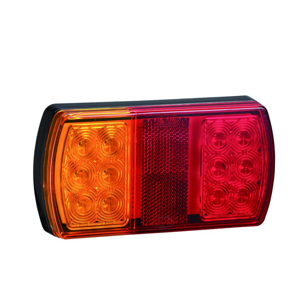 E4 Submersible Boat Marine LED Trailer Tail Lamps