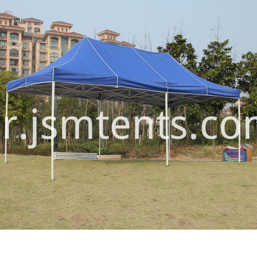 PARTY TENT OUTDOOR WHITE GAZEBO MARQUEE FOLDING UP CANOPY WEDDING EVENT