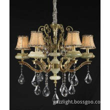 Asfour Crystal Chandelier Lamp for hotel/home