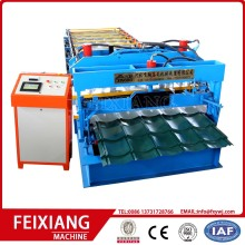 Trapezoidal Metal Sheet Panel Rolling Machine