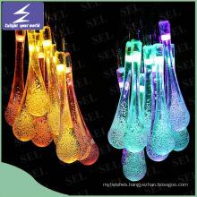 LED Solar Christmas String Light for Outdoor Decoration