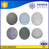casting manhole cover by ductile casting