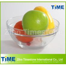 Glass Salad Serving Bowl em Stock