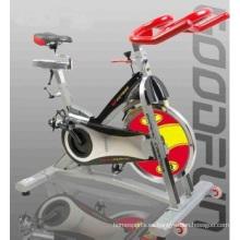 Bicicleta de spinning profesional de la aptitud