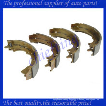 K2252 04495-40022 04497-26060 04497-26061 04495-35131 04495-60041 brake shoe for toyota estima hiace land cruiser tacoma