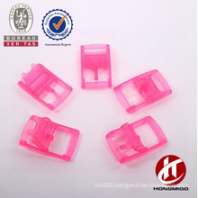 Anti allergy plastic belt buckle for silicon belts