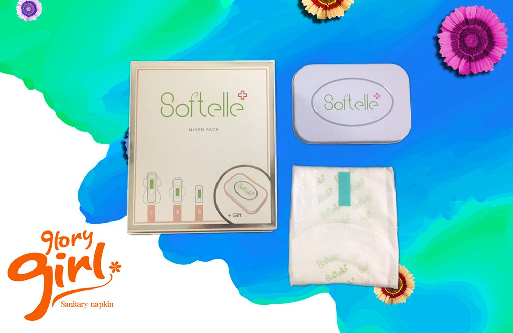 Negative Ions Sanitary Pads