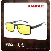 2017 magnétique clip-on lunettes de soleil enfants lunettes de sport cadre
