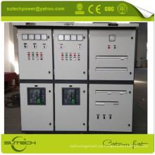 CCS / BV / ABS 400V cuadro de distribución principal para el suministro eléctrico del generador marino