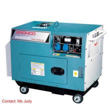 Bn5800dse Silent Air Coooled Diesel Generators 5kw