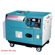 Bn5800dse Молчком воздух Coooled дизель-генераторов 5кВт