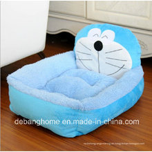 2015 Pet House Cute Animal Druck Beliebte Design Pet Bett