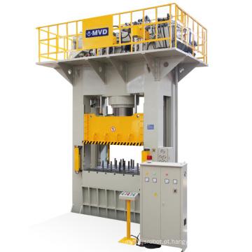 1000 Toneladas H Moldura Pressão Hidráulica para Peças Automotivas 1000t H Tipo SMC Folhas e Moldagem Máquina de Prensa Hidráulica