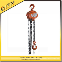 Hight Qualität 0.5-50 Ton Kettenzug manuelle Riemenscheibe (CH-WA)