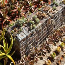 2018 popular professional gabion wire mesh boxes